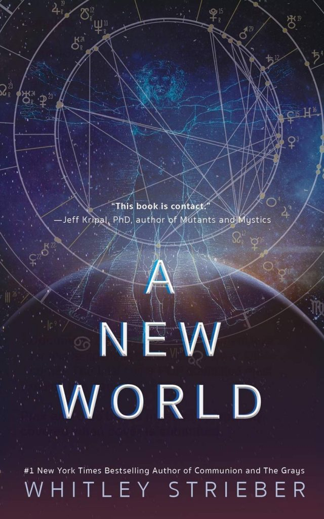 Book Cover: A New World