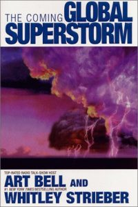 Book Cover: The Coming Global Superstorm
