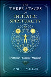 Book Cover: Three Stages of Initiatic Spirituality