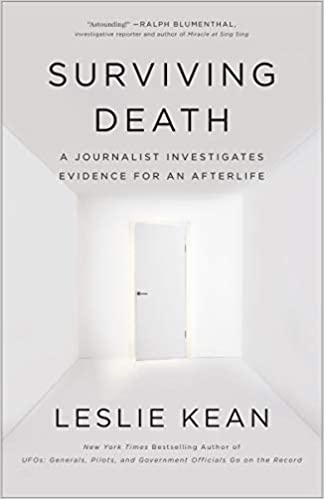 Book Cover: Surviving Death by Leslie Kean