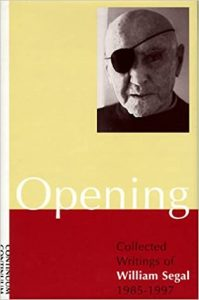 Book Cover: Opening by William Segal
