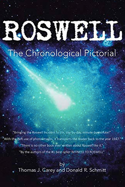 Book Cover: Roswell: The Chronological Pictorial