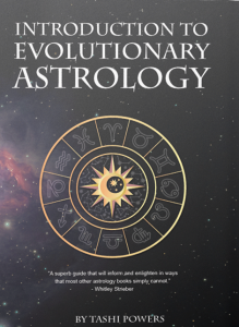 Book Cover: Introduction to Evolutionary Astrology