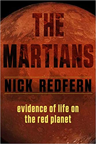 Book Cover: The Martians: Evidence of Life on the Red Planet