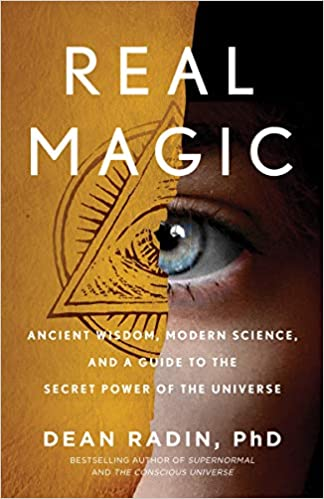Book Cover: Real Magic