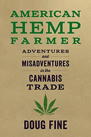 Book Cover: American Hemp Farmer