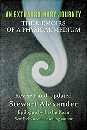 Book Cover: An Extraordinary Journey: The Memoirs of a Physical Medium