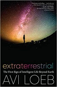 Book Cover: Extraterrestrial: the First Sign of Intelligent Life Beyond Earth