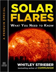 Book Cover: Solar Flares