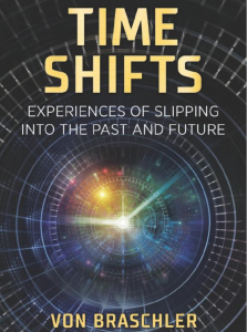 Book Cover: Time Shifts: Experiences of Shifting into the Past and the Future