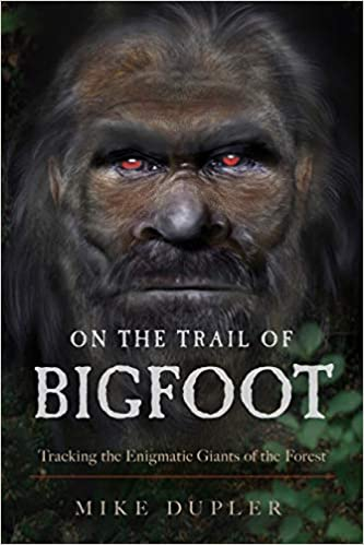 Book Cover: On the Trail of Bigfoot