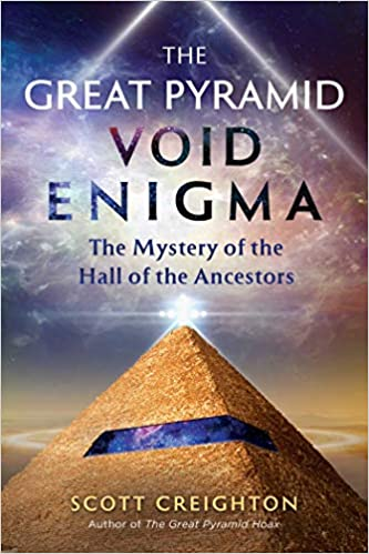 Book Cover: The Great Pyramid Void Enigma