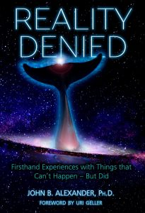 Book Cover: Reality Denied